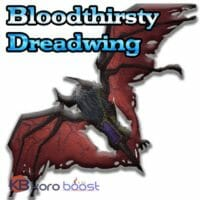 Bloodthirsty Dreadwing Mount