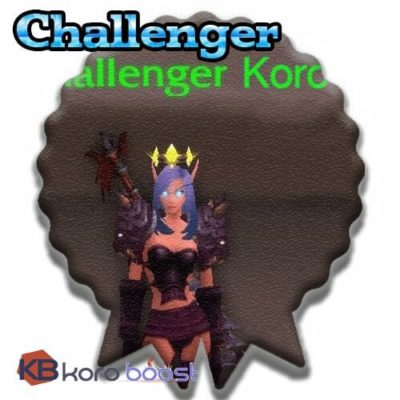 Buy Challenger Achievement, Arena Rating Boost cheap boost service or carry run