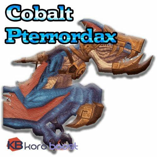 Cobalt Pterrordax