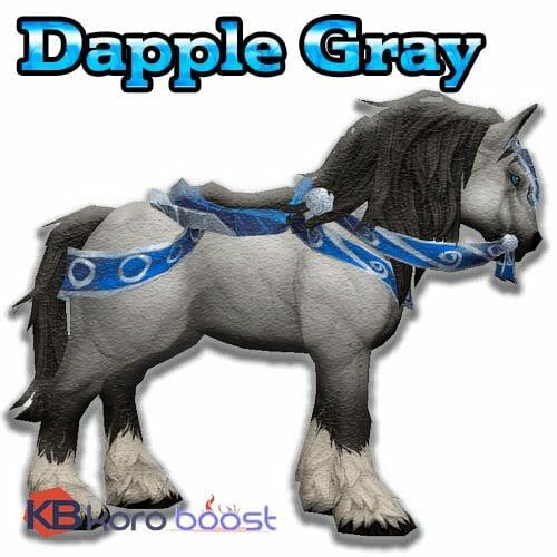 Dapple Gray