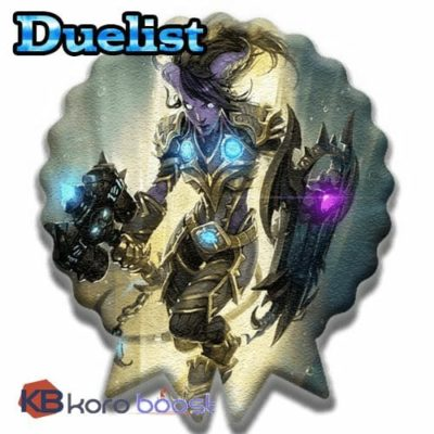 Buy Duelist Achievement, Arena Rating Boost cheap boost service or carry run