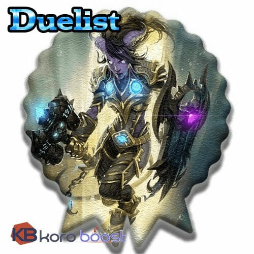 Duelist Achievement, Arena Rating Boost