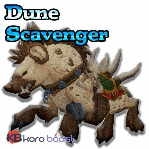 Dune Scavenger