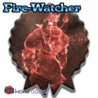 Fire-Watcher Achievement Boost