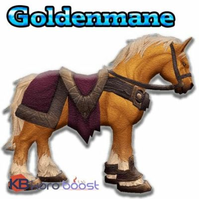 Buy Goldenmane cheap boost service or carry run