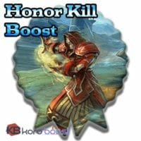 Honorable Kills Boost