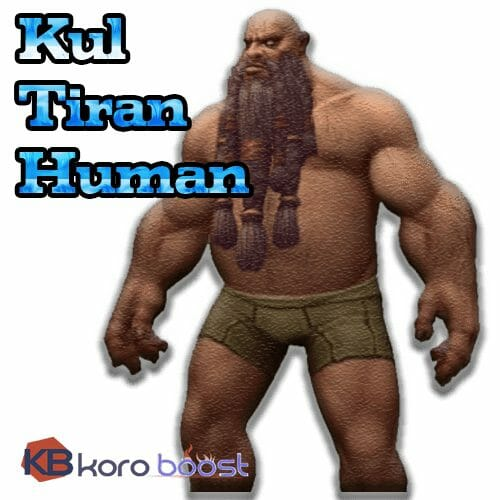 Kul Tiran Human Allied Race Unlock - BFA allied race - available now