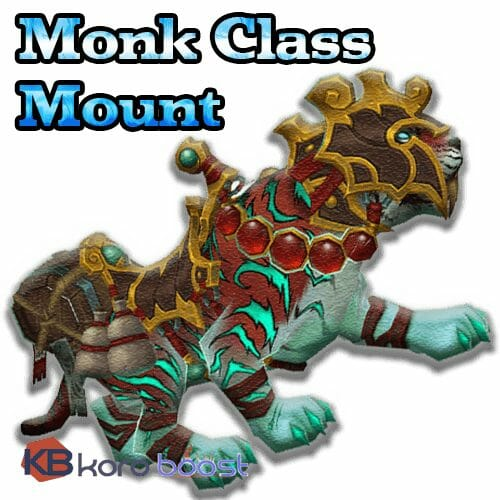 Class Mount - Monk, Legionfall campaign