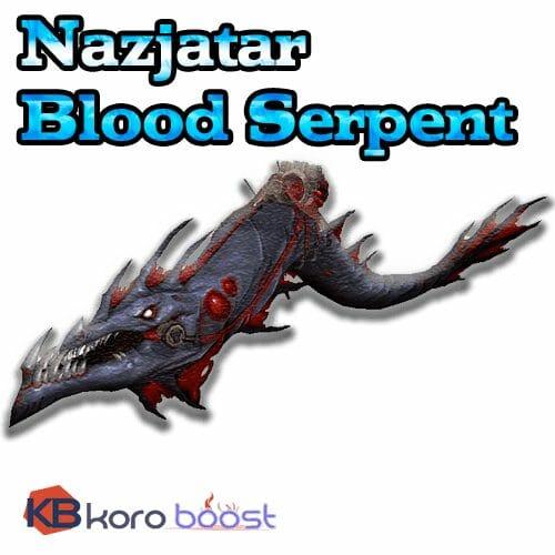 Nazjatar Blood Serpent