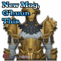 New Mog, G'huun This? Achievement