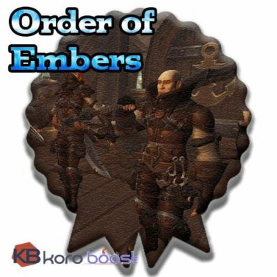 Buy Order Of Embers Reputation Boost cheap boost service or carry run