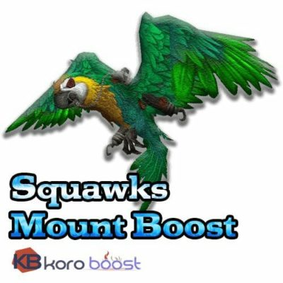 Buy Squawks Mount Boost cheap boost service or carry run