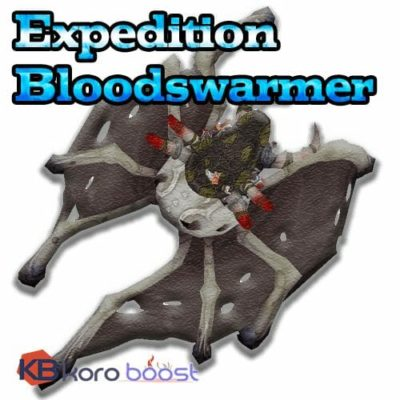 Buy Expedition Bloodswarmer cheap boost service or carry run