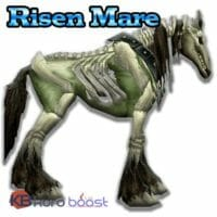 Risen Mare Mount Boost