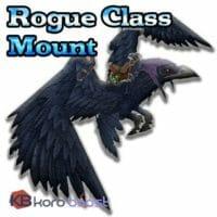 Class Mount - Rogue, Legionfall campaign