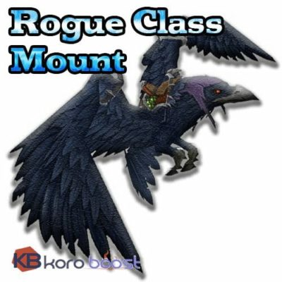 Buy Class Mount - Rogue, Legionfall campaign cheap boost service or carry run