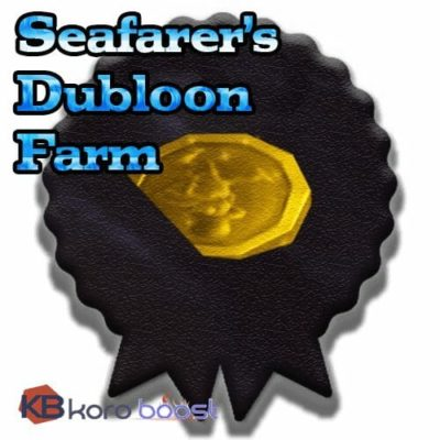 Buy Seafarer's Dubloon Boost cheap boost service or carry run