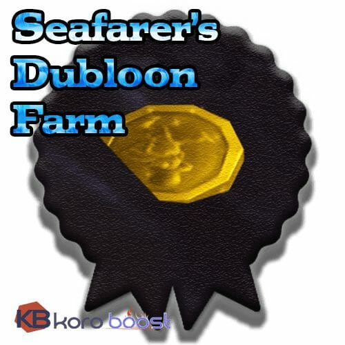 Seafarer's Dubloon Boost