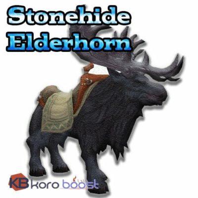 Buy Stonehide Elderhorn cheap boost service or carry run