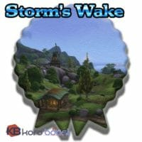 Storm's Wake Reputation Boost