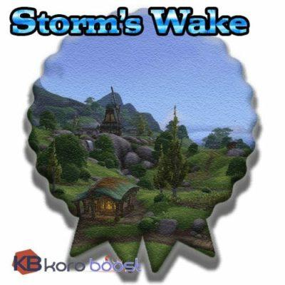 Storm's Wake Reputation Boost