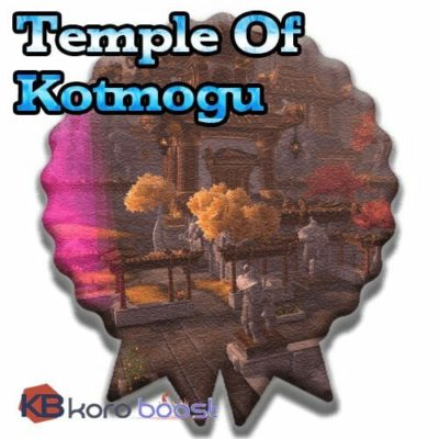 Buy Temple Of Kotmogu Achievements And Wins cheap boost service or carry run
