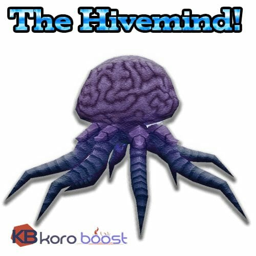 The Hivemind mount boost