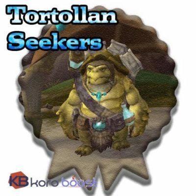 Tortollan Seekers Reputation Boost