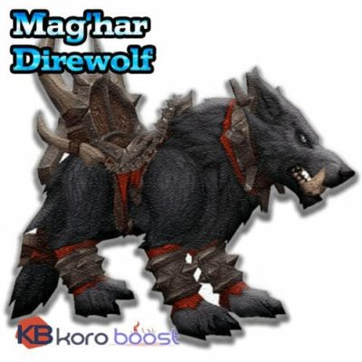 Mag'har Orc Allied Race Unlock - BFA allied race