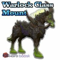 Class Mount - Warlock, Legionfall campaign