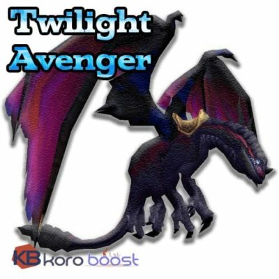 Buy Twilight Avenger Mount Boost cheap boost service or carry run