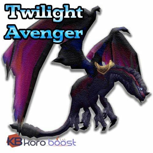 Twilight Avenger Mount Boost