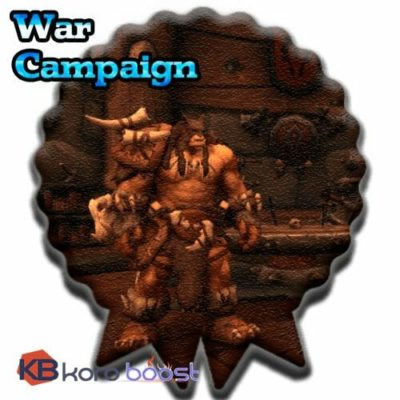 Buy War Campaign - Battle for Azeroth cheap boost service or carry run