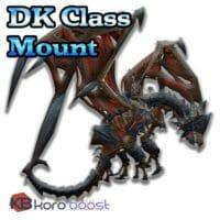 Class Mount - Death Knight, Legionfall campaign