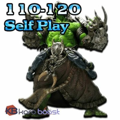 Buy Freehold Leveling 110 - 120 Level Boost Self Play Battle for Azeroth (BfA) cheap boost service or carry run