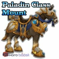 Class Mount - Paladin, Legionfall campaign