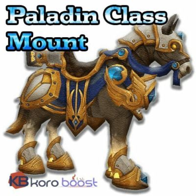 Buy Class Mount - Paladin, Legionfall campaign cheap boost service or carry run