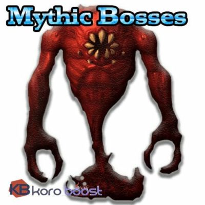 Buy Uldir Mythic Single Bosses cheap boost service or carry run