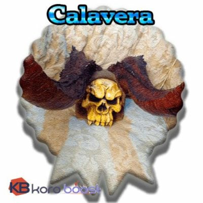 Buy Calavera cheap boost service or carry run