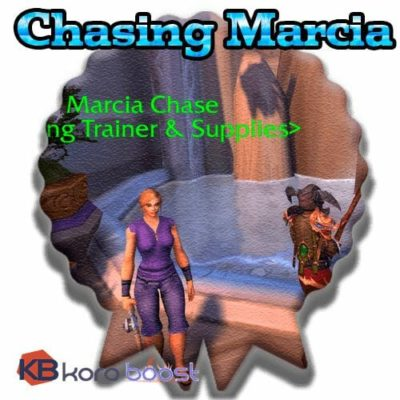 Buy Chasing Marcia cheap boost service or carry run