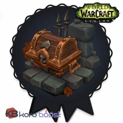 Legion mythic +15 mode Chest Farm Package