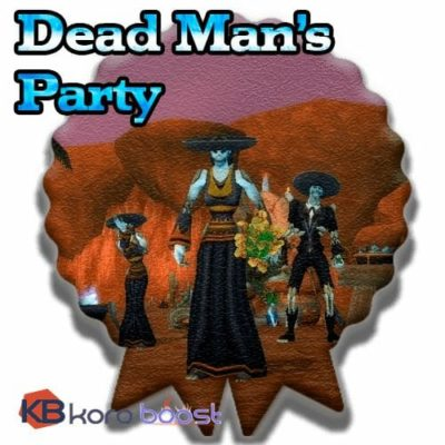 Buy Dead Man's Party cheap boost service or carry run