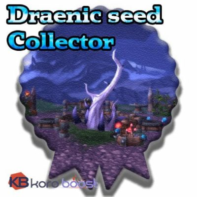 Draenic Seed Collector