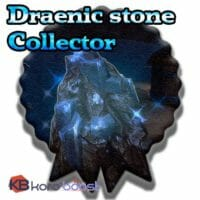Draenic Stone Collector