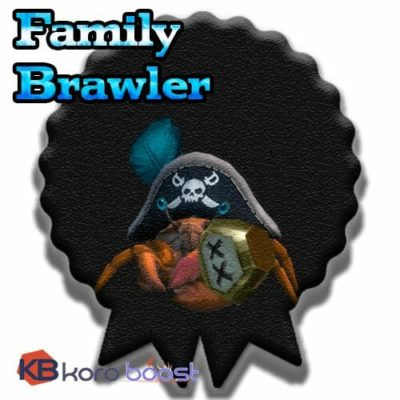 Buy Family Brawler cheap boost service or carry run