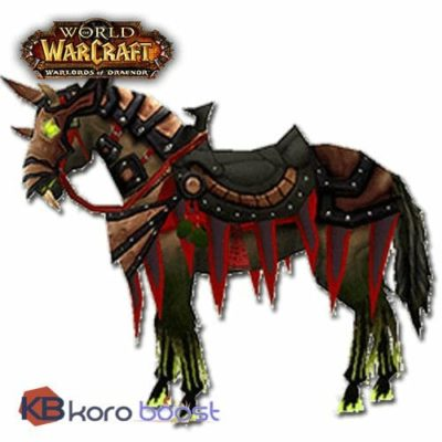 Buy Fiery Warhorses Reins cheap boost service or carry run