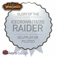 Glory of the Icecrown Raider