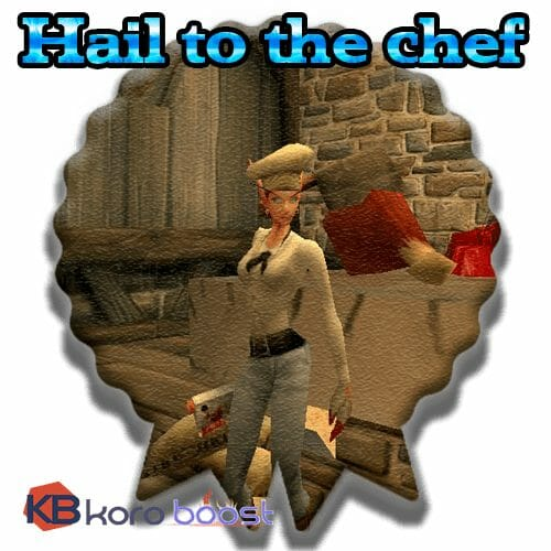 Hail to the Chef