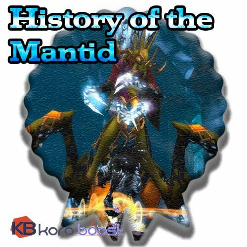 History of the Mantid