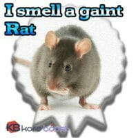 I Smell A Giant Rat